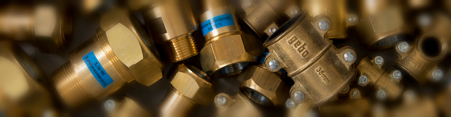 Gebo Brass for copper pipes series 310
